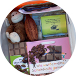 Blick in die Kakao-Kiste