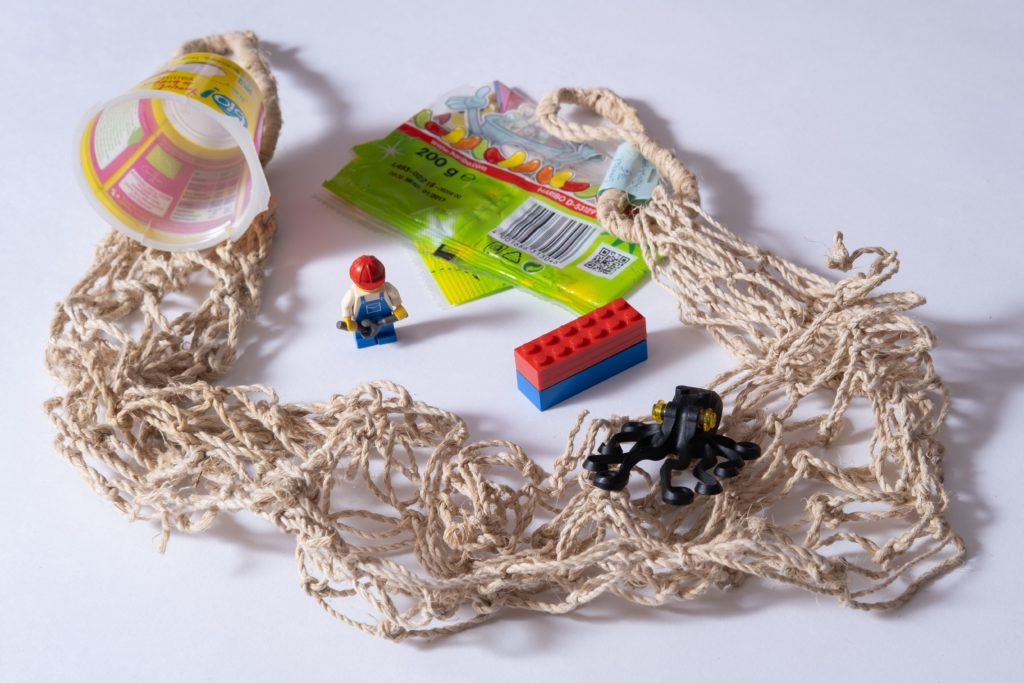 Materialien aus der Lernkiste: Plastik