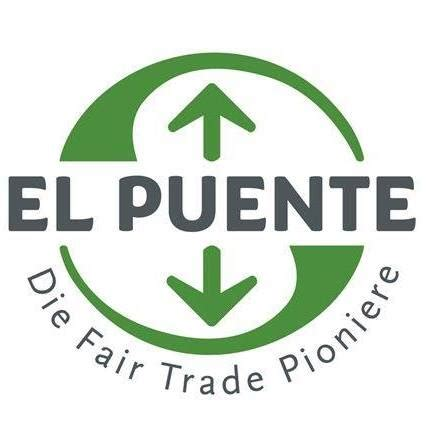 Logo El Puente, LIeferant im Fairen Handel