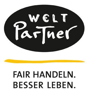 Logo WeltPartner, Lieferant im Fairen Handel