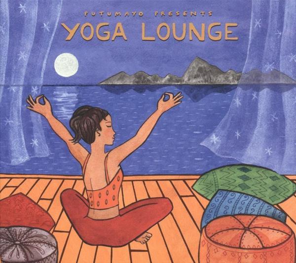 CD-Cover Yoga Lounge von Putumayo