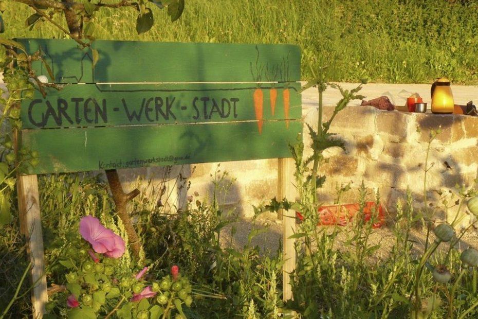 Garten der GartenWerkStadt