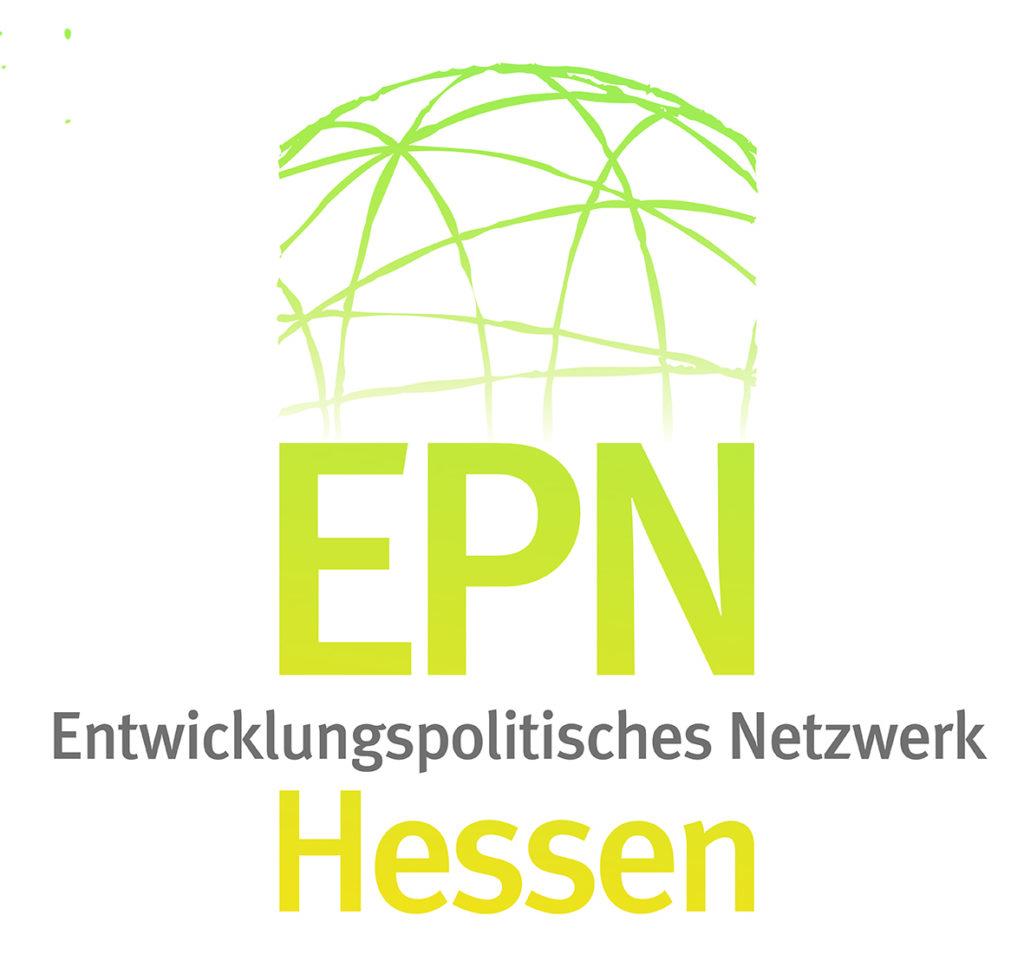 Logo Entwicklungspolitisches Netzwerk Hessen