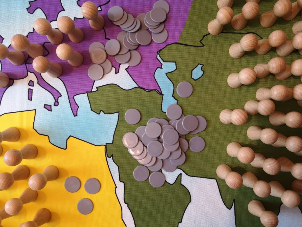 Weltverteilungsspiel