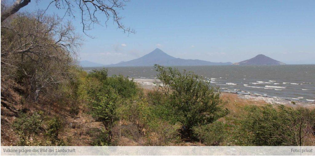 Vulkane in Nicaragua