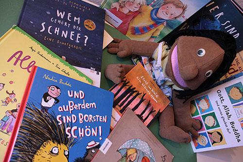 """Lernkisten - Auszug """"Fit für Vielfalt"""""""